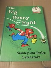 THE BIG HONEY HUNT I CAN READ IT ALL BY MYSELF 1970 BERENSTAIN