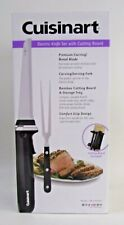 Cuisinart Electric Carving Knife Set With Cutting Board, Serving Fork CEK-41