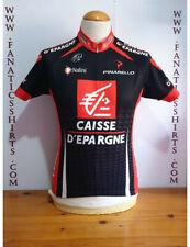 Maillot Ciclismo TEAM CAISSE D EPARGNE (3) Nalini Pinarello Maglia Cycling