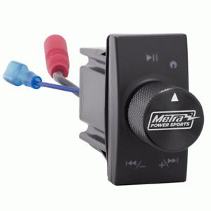 MPS-BTK1 METRA / UNIV. MARINE / POWERSPORT WIRELESS BLUETOOTH CONTROLLER W/3.5mm