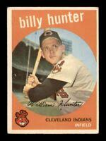 1959 Topps Set Break # 11 Billy Hunter VG-EX *OBGcards*