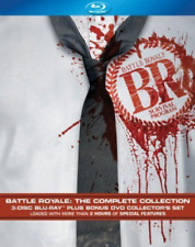 013132440194 Battle Royale The Complete Collection With Beat Takeshi Blu-ray