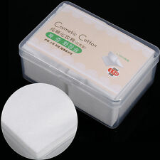 Soft Disposable Facial Cleansing Cotton Tissue Pad Makeup Remover 150Pcs SS