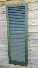 VINTAGE SASH ANTIQUE WOOD PINTEREST ETSY OLD COUNTRY SHUTTER LOUVERED RUSTIC