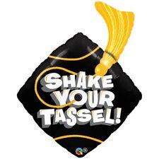 "Party Supplies Graduation ""Shake Your Tassels""  45 cm Foil  Balloon"