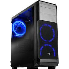 Rapide Bureau Ordinateur Tour PC Intel Core i5 Quad Core Windows 10 4GB DDR3