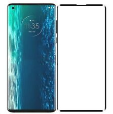 For Motorola Moto Edge / Edge + 3D Curved Full Cover Tempered Glass Screen Film