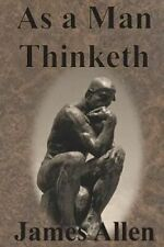 NEW As a Man Thinketh By James Allen Paperback Free Shipping