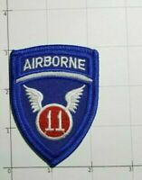 11th Airborne Division US Army Military Angels WW2 Parachute Glider Infantry