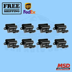 Ignition Coil MSD for Workhorse Custom Chassis W24 2004-2009