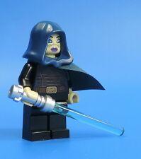 LEGO STAR WARS (9491) BARRISS OFFEE con Azul CAPE y Espada láser