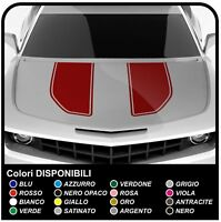 SPORT strisce cofano adesivi decoro Strisce Rally Strisce Auto decorazione