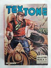 Tex Tone - Album n°73 - 4 n° (466 à 469) - Imperia 1983