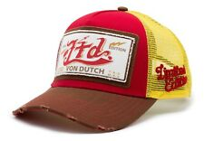 Da van Dutch Mesh Trucker base Cap [Premium Ltd. Edition] BERRETTO used vintage lo