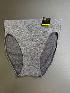 Wacoal B-Smooth High-Cut Panty Heather Womens Size Medium ZP-9018