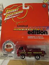 Johnny Lightning Limited Anniversary Edition Little Red Wagon