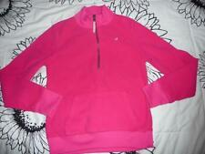Old Navy Hot Pink Fleece Sweatshirt sz L 10