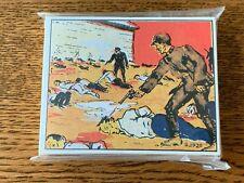 "1938 ""DON'T LET IT HAPPEN OVER HERE"" card set #1-24  - Reprint"