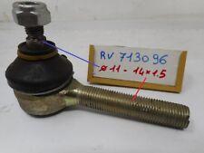 Testina leva cambio iveco 79F13 & iveco 110.14 & 115.17 & 135.14 & 135.17