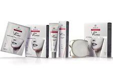 Double Chin Reducer Anti Wrinkle Face Lift V-Line Shape 5 Masks, Cream and Belt