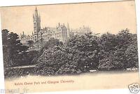 Königreich Uni - Kelvin Grove Park und Glasgow Universität