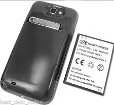 Mugen Power 6400MAH Extended Battery For Samsung Galaxy Note 2 II N7100 R950