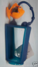 3 Bath & Body Works PocketBac Navy Fish Gem gel hand sanitizer Holder NEW
