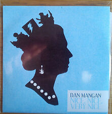 Dan Mangan - Nice Nice Very Nice Promo Album (CD 2010) Collectable CD