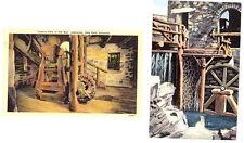 AR - LITTLE ROCK - THE OLD MILL, Lakewood - 2 Vintage Views - UnUsed 1940