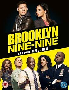 Brooklyn Nine-Nine: Seasons One - Six (NTSC Version - Box set) [DVD]