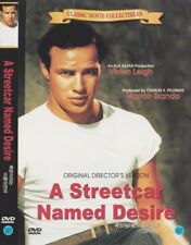 A Streetcar Named Desire (1951) Marlon Brando/ Vivien Leigh DVD NEW *FAST SHIP.