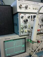 Differential Oscilloscope Probe 200 MHz TESTED! HP 1141A