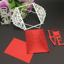 Metal Cutting Stencil Scrapbook Paper Cards Craft Embossing DIY Die-Cut DC-56