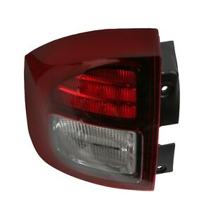 2014-2017 Jeep Compass LEFT SIDE DRIVERS SIDE REAR TAILLIGHT LAMP OEM NEW MOPAR