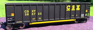 SUPER RARE WALTHERS CSX BETHGON COALPORTER COAL CAR HO FROM SET NEVER RUN 385723