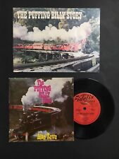 "THE PUFFING BILLY STORY BOOK & SINGLE RECORD ""PUFFING BILLY SONG"""