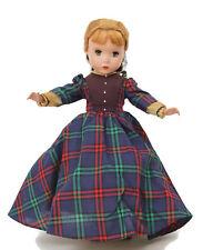 "Vintage 1948 Madame Alexander  Little Women Jo Doll Hard Plastic Maggie Face 14"""
