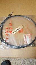 Kawasaki NOS NEW  54001-022 Speedometer Cable W1 W2 W1SS W2SS W2TT 1966-69