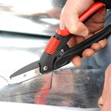 Sheet Metal Tin Snips Left Cutting Cutter Heavy Duty Professional Shear Scissors