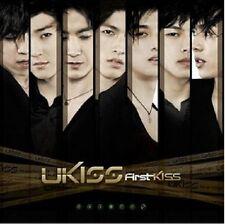 KPOP UKISS First Kiss (2CD) Regular Edition Japan First Album