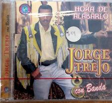 Hora de Alabarlo -Jorge Trejo con Banda - CD de musica cristiana