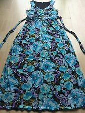 Peacocks everyday style women full length summer casual dress size 12