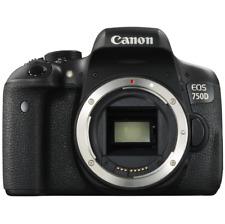 Canon EOS 750D Digital SLR Camera Body