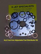 0438100150 Fuel Distributor 4cyl Full Rebuild Kit, Adjustable type Cast Iron