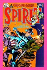 THE SPIRIT BY WILL EISNER #1, ORIGIN ISSUE, OCTOBER 1983, KITCHEN SINK PRESS NM