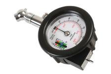 Laser Tools 6272 Tyre Pressure - Depth Gauge 2 in 1 Tool - Car / Commercial