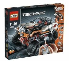 LEGO Technic 9398: 4WD Crawler (1225pcs) - Retired