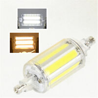 8 / 12W R7S COB Lampe de Maïs Puissance LED AC85-265V 1000lm Lumineux