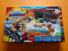 WIIU Spiel Skylanders Superchargers Starter Box