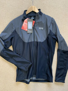 GORE WINDSTOPPER running jacket - mens - size Large - Brand New with tags